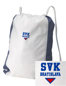 Slovakia Embroidered Holloway Home and Away Cinch Bag