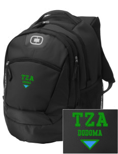 Tanzania Embroidered OGIO Rogue Backpack