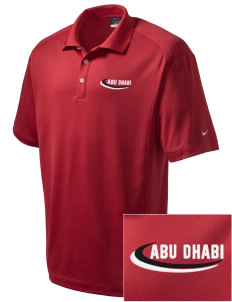 United Arab Emirates Embroidered Nike Men's Dri-Fit Classic Polo