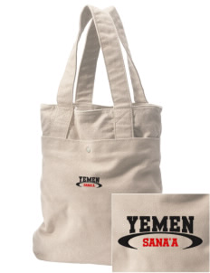Yemen Embroidered Alternative The Berkeley Tote