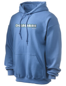 Delaware Ultra Blend 50/50 Hooded Sweatshirt