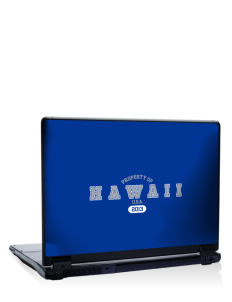 "Hawaii 17"" Laptop Skin"