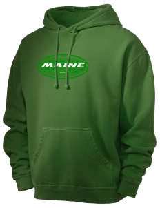 Maine Men's 80/20 Pigment Dyed Hooded Sweatshirt