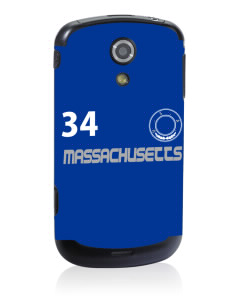 Massachusetts Samsung Epic D700 4G Skin