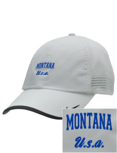 Montana Embroidered Nike Dri-FIT Swoosh Perforated Cap