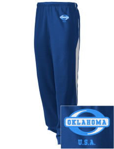 Oklahoma Embroidered Holloway Men's Pivot Warm Up Pants