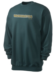 Washington Men's 7.8 oz Lightweight Crewneck Sweatshirt