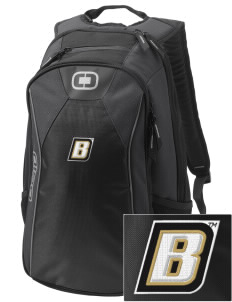 Bryant University Bulldogs Embroidered OGIO Marshall Backpack