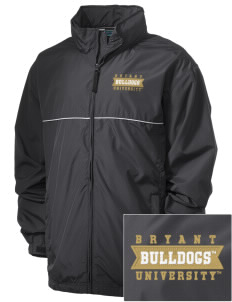 Bryant University Bulldogs Embroidered Men's Element Jacket