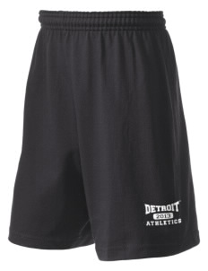 University of Detroit Mercy Athletics  Russell Kid's Cotton Short
