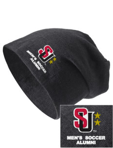 Seattle University Redhawks Embroidered Slouch Beanie