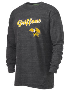Missouri Western State University Griffons Alternative Men's 4.4 oz. Long-Sleeve T-Shirt