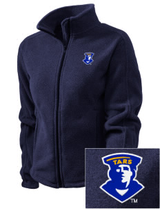 Rollins College Tars Embroidered Women's Fleece Full-Zip Jacket
