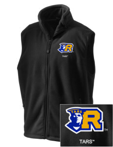 Rollins College Tars Embroidered Unisex Wintercept Fleece Vest