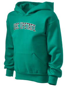 University of South Carolina Upstate Spartans Kid's Hooded Sweatshirt