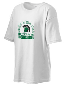 University of South Carolina Upstate Spartans Kid's 6.1 oz Ultra Cotton T-Shirt