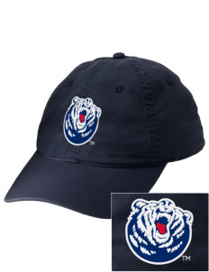 Belmont University Bruins Embroidered Vintage Adjustable Cap