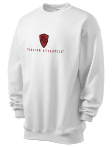 Flagler College Saints Men's 7.8 oz Lightweight Crewneck Sweatshirt