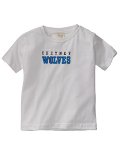 Cheyney University Wolves  Toddler Organic Cotton T-Shirt