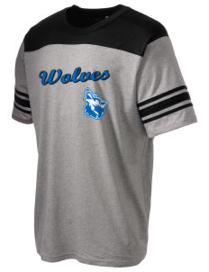 Cheyney University Wolves Holloway Men's Champ T-Shirt