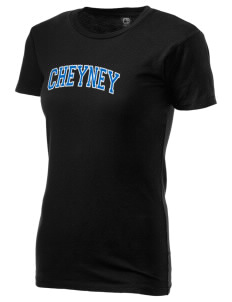 Cheyney University Wolves Alternative Women's Basic Crew T-Shirt