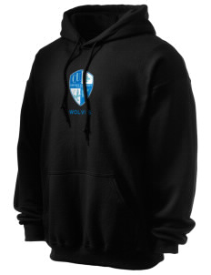 Cheyney University Wolves Ultra Blend 50/50 Hooded Sweatshirt