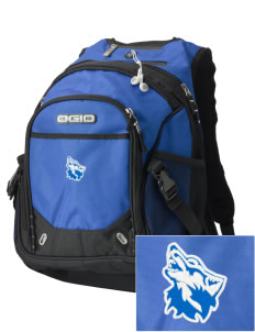 Cheyney University Wolves Embroidered OGIO Fugitive Backpack