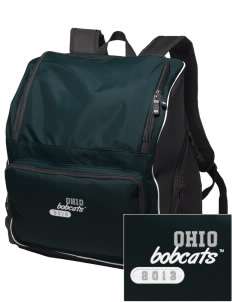 Ohio University Bobcats Embroidered Holloway Backpack