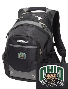 Ohio University Bobcats Embroidered OGIO Fugitive Backpack