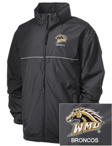 Western Michigan University Broncos Embroidered Men's Element Jacket