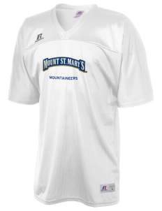 Mount St. Mary's University Mountaineers  Russell Men's Replica Football Jersey