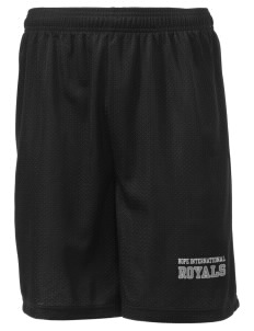 "Hope International University Royals Men's Mesh Shorts, 7-1/2"" Inseam"