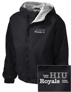 Hope International University Royals Embroidered Holloway Kid's Triumph Hooded Jacket