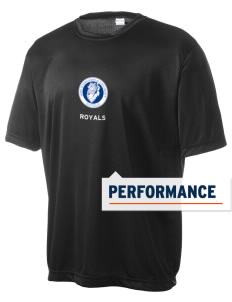 Hope International University Royals Men's Competitor Performance T-Shirt