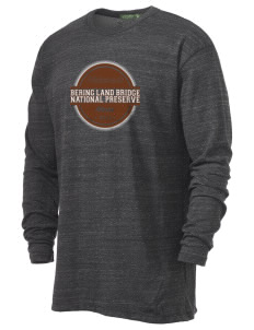 Bering Land Bridge National Preserve Alternative Men's 4.4 oz. Long-Sleeve T-Shirt