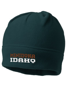 Minidoka National Historic Site Embroidered Fleece Beanie