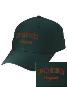 Canyon De Chelly National Monument Embroidered Low-Profile Cap