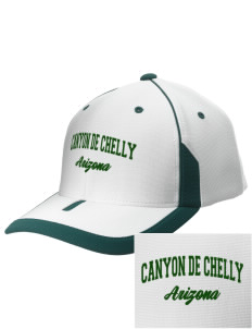 Canyon De Chelly National Monument Embroidered M2 Universal Fitted Contrast Cap