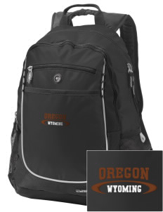Oregon National Historic Trail Embroidered OGIO Carbon Backpack