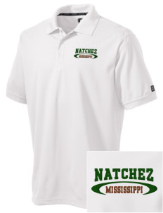 Natchez National Historical Park Embroidered OGIO Men's Caliber Polo