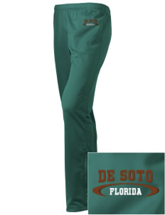 De Soto National Memorial Embroidered Holloway Women's Contact Warmup Pants