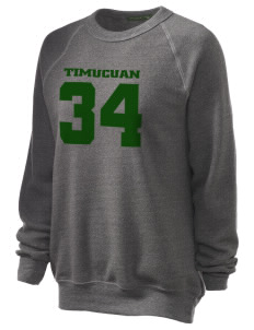 Timucuan Ecological & Historic Preserve Unisex Alternative Eco-Fleece Raglan Sweatshirt
