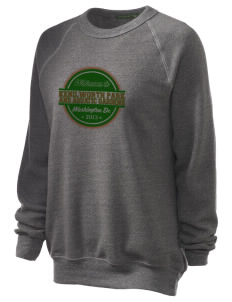 Kenilworth Park and Aquatic Gardens Unisex Alternative Eco-Fleece Raglan Sweatshirt