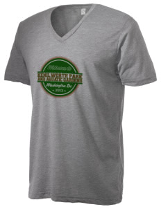 Kenilworth Park and Aquatic Gardens Alternative Men's 3.7 oz Basic V-Neck T-Shirt