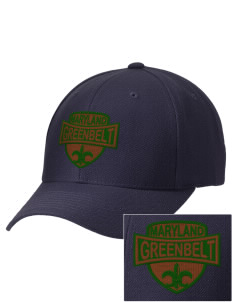 Greenbelt Park Embroidered Wool Adjustable Cap