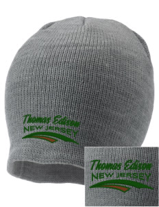 Thomas Edison National Historical Park Embroidered Knit Cap