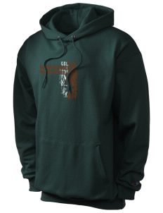 Barton Warnock Visitors Center Champion Men's Hooded Sweatshirt