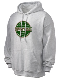 Barton Warnock Visitors Center Ultra Blend 50/50 Hooded Sweatshirt