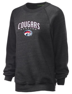 University of Houston Cougars Unisex Alternative Eco-Fleece Raglan Sweatshirt