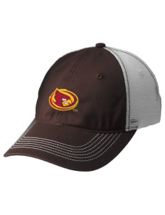 Iowa State University Cyclones Embroidered Mesh Back Cap